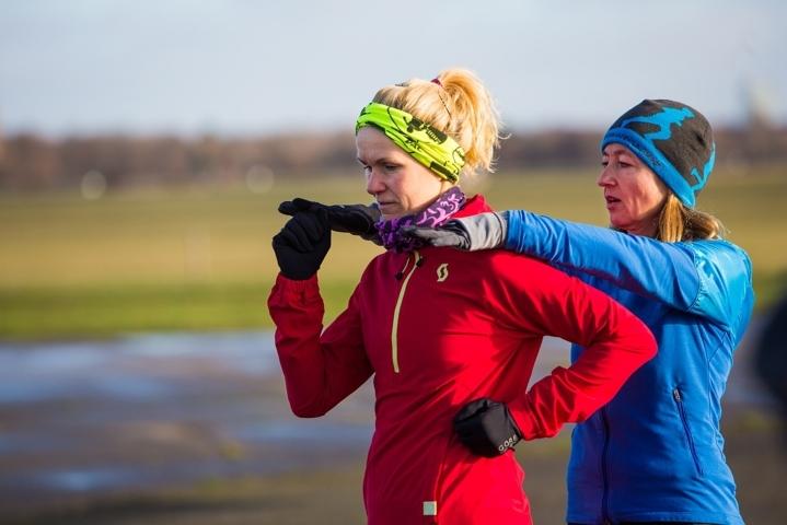 personal training running