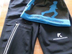 Nachhaltige Laufbekleidung