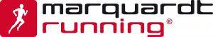 Marquardt running logo weiß
