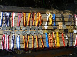 medaillensammlung
