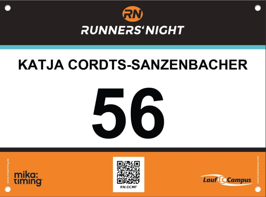 Runners Night 2016